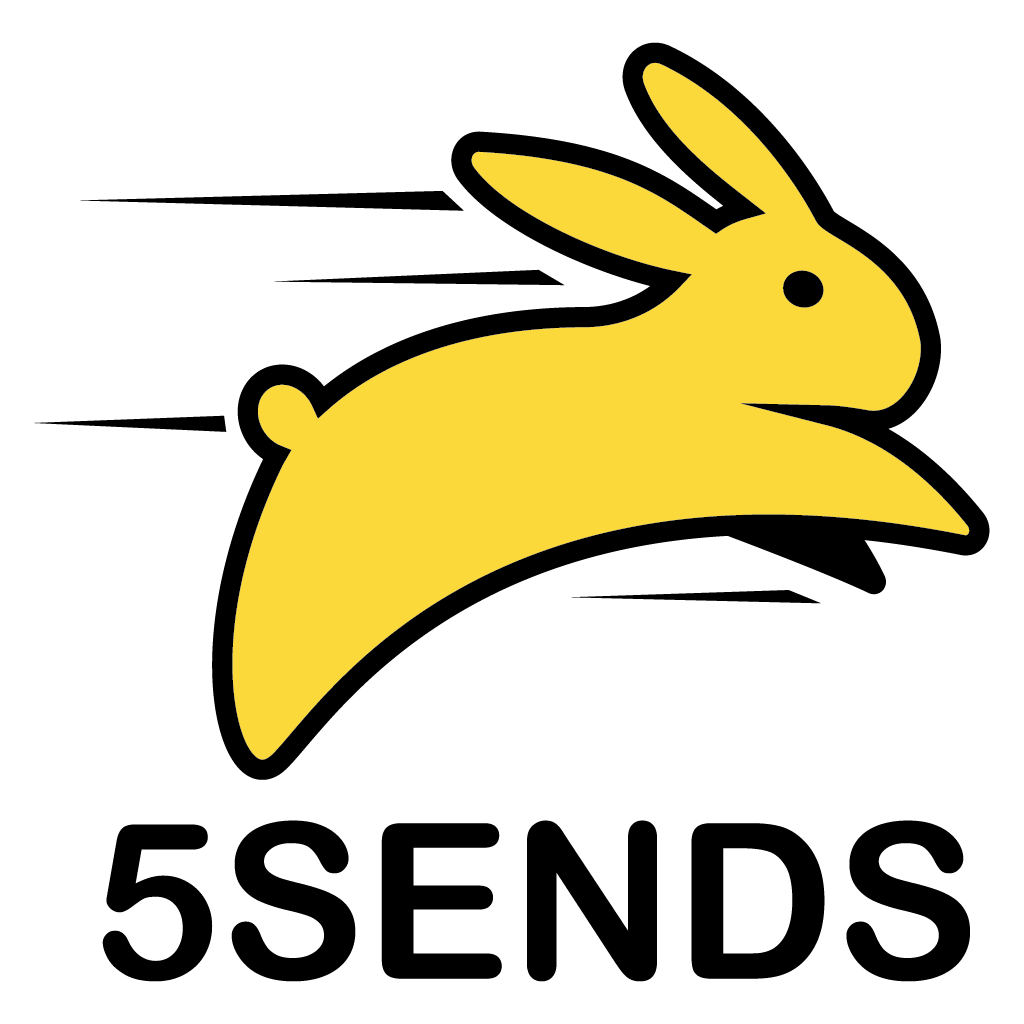 5SENDS Logo
